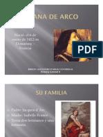 Unidad 8 Juana de Arco - Jerson Parias Contreras