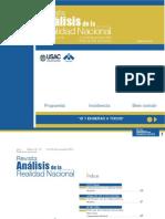 Revista Análisis de la  Realidad Nacional, Edición No. 18