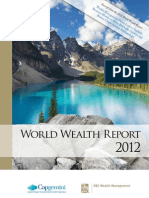 World Wealth Report 2012 Spotlight