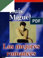 Boleros Luis Miguel