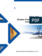 CSC-121 Breaker Protection IED Product Guide__V1.10