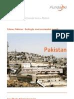 Telenor Easypaisa Pakistan Case Study - HamarGojra