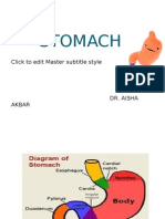 Copy Stomach Workshop