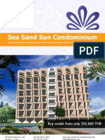 Affordable seaside resort condos Rayong