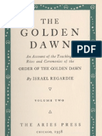 Israel Regardie - Golden Dawn (Vol. 2)