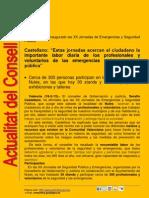 Actualitat Conselleria Governació i Justícia 16-02-2013
