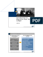 Introduction to Migration to New General Ledger