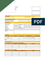 Scholarship 2013 Application Form