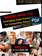 Snacko India Ltd