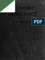 Douglas - Economic Democracy