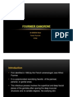 Fournier Gangrene- Dr KABERA Rene