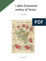 Storia dell'Evoluzione Urbanistica di Torino
