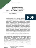 National Sovereignty vs. Universal Rights_Moira_Inghilleri