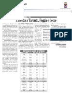 16 Utenza TA FG LE Corgiorno 14 Nov 2012