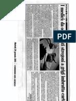 21 Medici Stregoni Corgiorno 29 Gennaio 2013