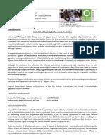 Arsenic in Pesticides - Sri Lankan Case