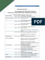 Symposium Mangrove Surabaya 2013
