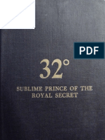 32 Degree Sublime Prince of the Royal Secret