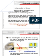 7-Cách nhiệt & hệ phản xạ