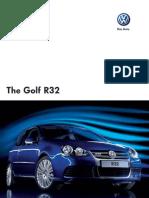 R32 VW Brochure