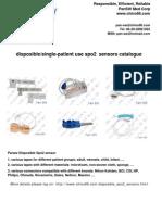 Pansw Disposible Spo2 Sensor