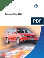 En - Ssp 263 - Polo Model Year 2002