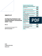 Siemens Simatic S 7 300 - 400 - Configuring Hardware With STEP 7