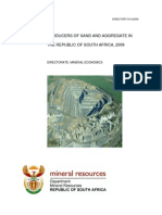 d14 Producers Sand Aggregate 2009