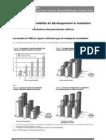 Orientations, modalités de développement et évaluation illustrations