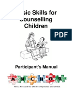 Basic Skills for Counselling Children Participants Manual 1