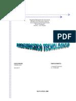 Proyecto de Gestion Tecnologica Diagnostico