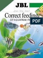 Alimentarea Corecta a Pestilor