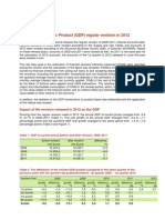 GDP Regular Revision