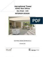 Electrical Design Criteria - Rev.2