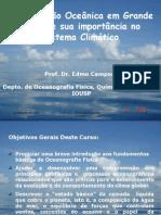 CIRCULAÇÃO OCEÂNICA