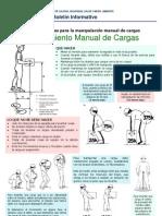 B01 - Levantamiento Manual de Cargas