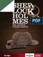 Sherlock Holmes Script