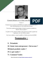 Guide Auto Entrepreneur Autoentrepreneur 80 000 80000 Euro par an