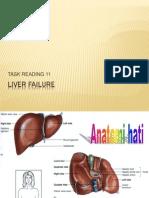 Liver Failure Ppt