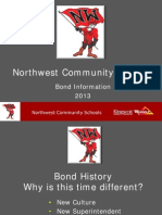 Bond Information Presentation 2013
