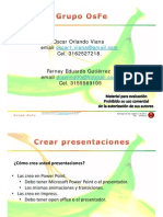 Presentación Tics 3.0