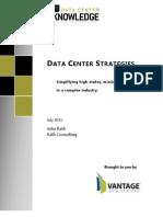 DCK Datacenter Strategies