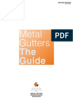 Mgma Metal Gutter the Guide