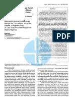 rASIONALISASI tarif rawat inap RS melalui analisis biaya satuan, kemampuan dan kemauan pasien membyar.pdf