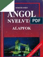 Németh Anikó - Angol nyelvtan alapfok