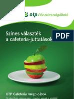 OTP Cafeteria Megoldasok