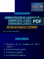 Administracion de Cadena de Suministros
