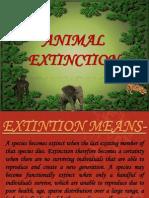 extint species