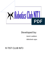 Robotics club (Rtist)