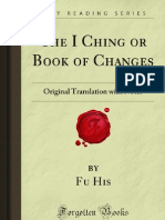 The I Ching or Book of Changes - Fu His